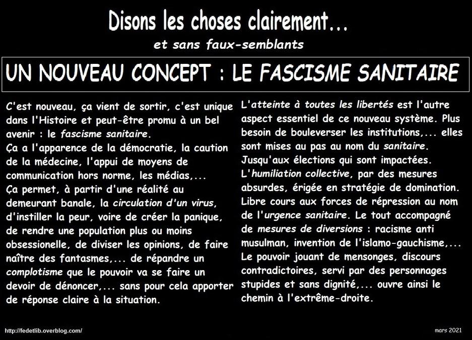 - Coronavirus - Le paSS sanitaire du Macron, c'est l'espionnage total ! (MAJ 12-05-2021)