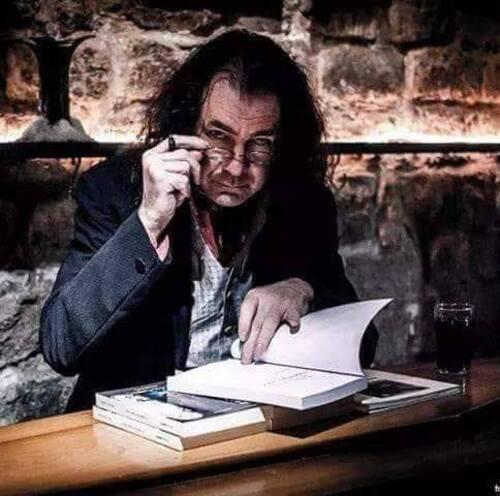 """Livre """"Anthologie de la poésie gothique"""""""