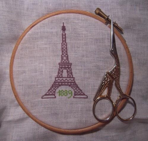 quaker Eiffel
