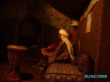 zagora - belaid le berbère musicien - 2