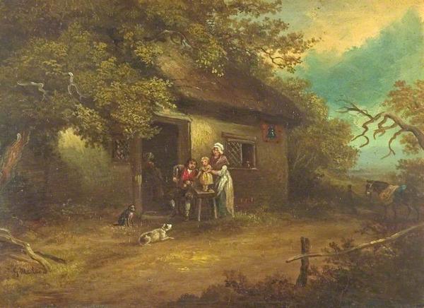 Peinture de : George Morland