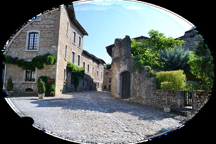 Ville, village, rue 3