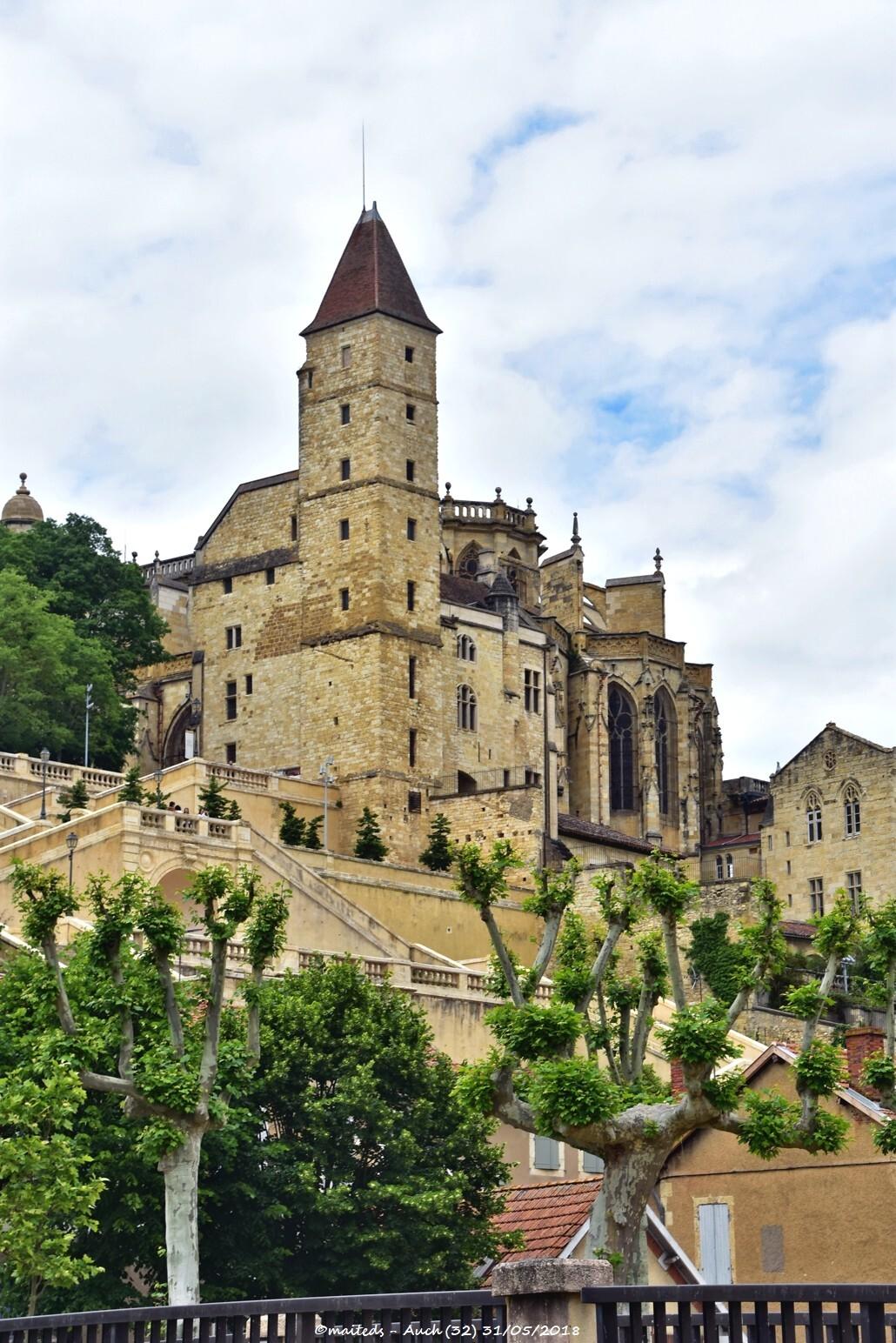 Auch - La Tour d'Armagnac