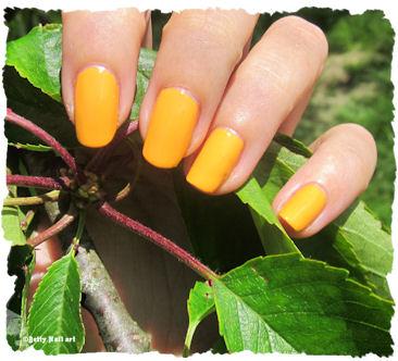 Mangue couleur de l'été ?
