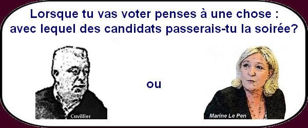 votez quoi