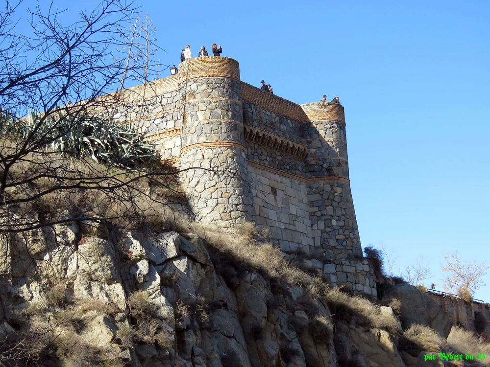 Toléda en Espagne