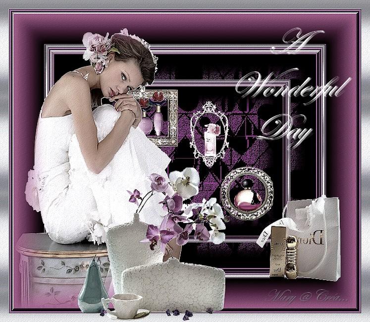 A Wonderful Day (Un Jour Merveilleux)..02..