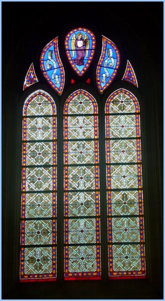 Suite et fin de la visite de la Cathédrale de Luçon en Vendée