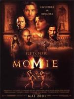 Retour momie affiche