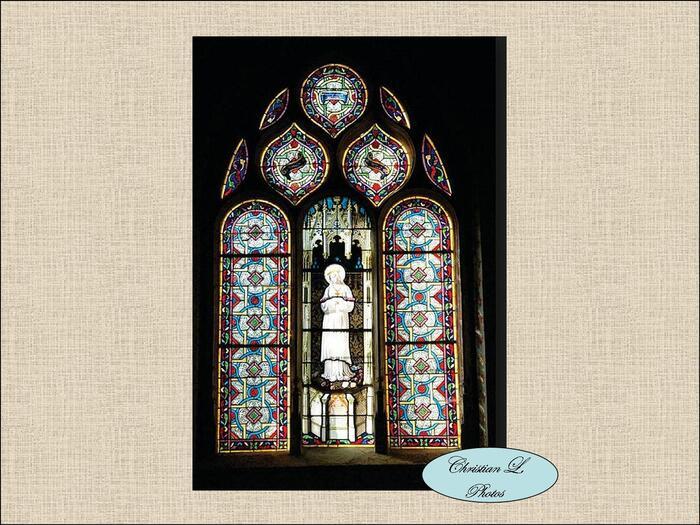 Notre-Dame de Frazé (Eure-et-Loir)...