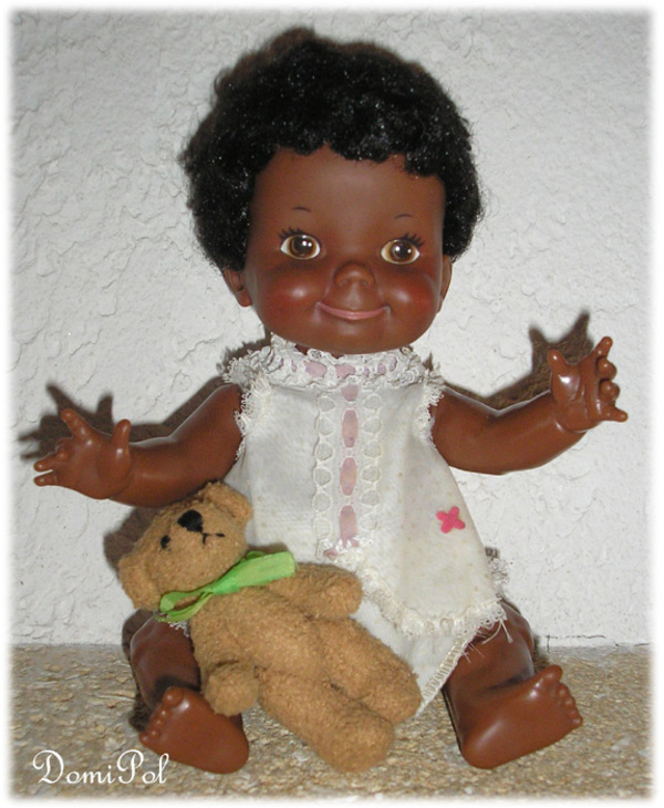Black Doll Belly Button_1970