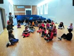 Au Conservatoire de Musique CP/CE1
