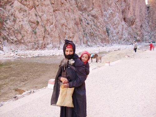 Voyage au MAROC en 2007 suite...