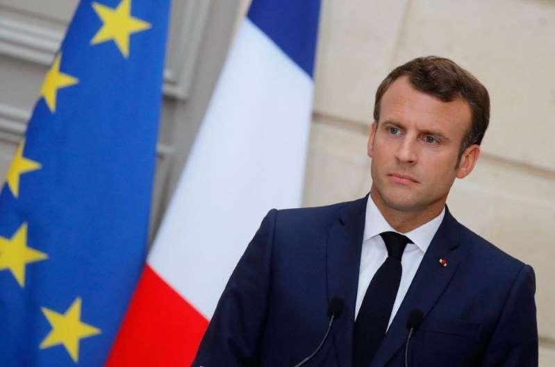 """Macron : """"Nous avons su endiguer cette vague des nationalismes"""" en Europe"""