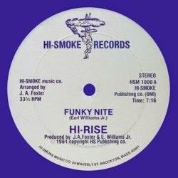 Hi Rise - Funky Nite
