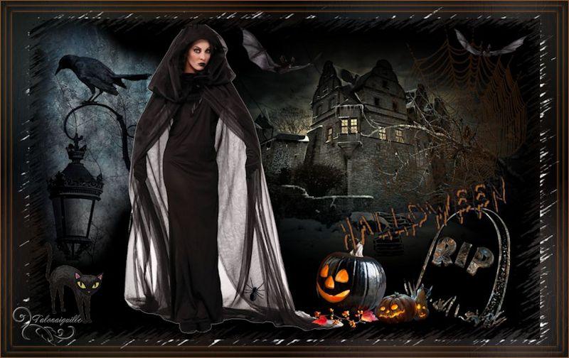 *** mon Halloween 2015 ***
