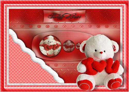 *** Teddy bear ***
