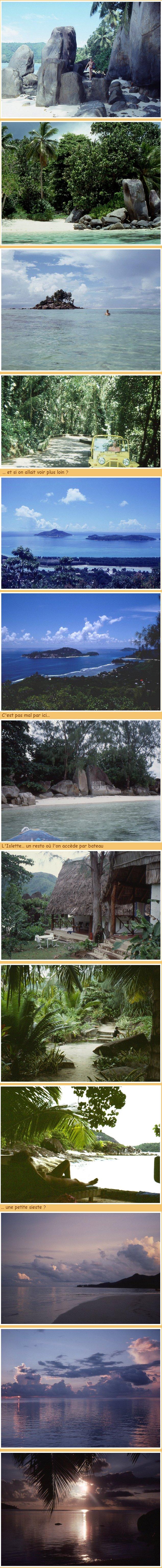Les Seychelles - 4