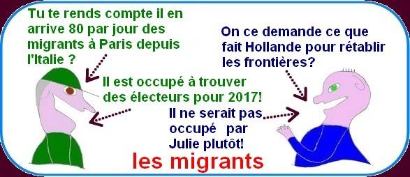 Hidalgo nettoie Paris tandis que Valls nettoie les ports!