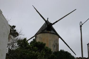 LES MOULINS DE LA COUR - LA GUÉRINIÈRE - ÎLE DE NOIRMOUTIER