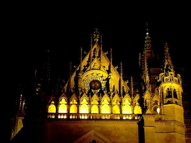 Metz la nuit 7 Marc de Metz 2012