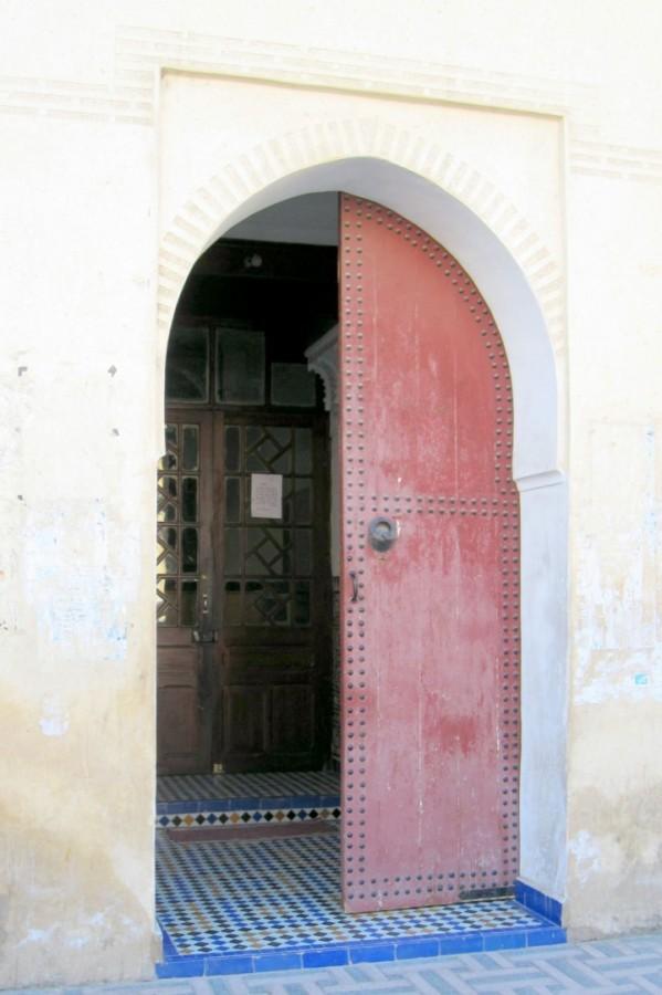 P4 - Porte d'entrée