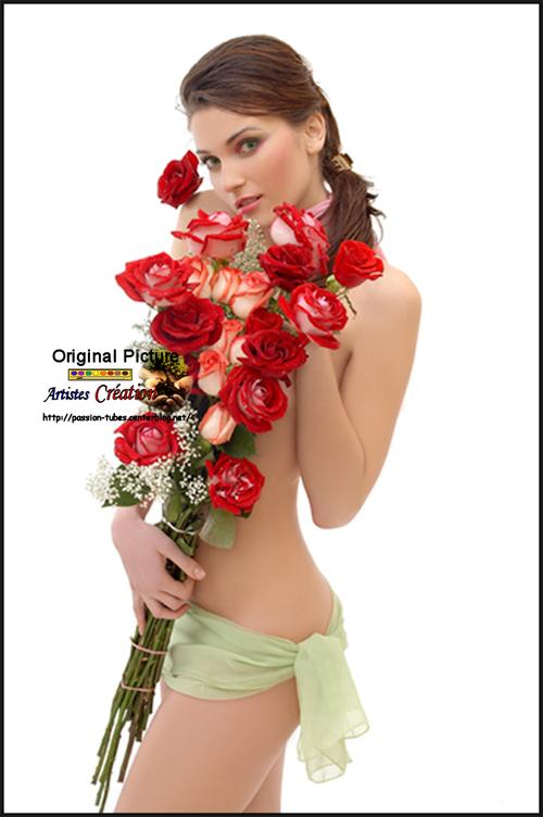 -- F. -- avec Fleurs
