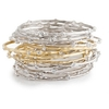 kara-ackerman-judie-collection-vermeil-bamboo-bangle-bracelet-profile