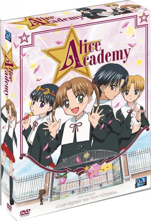 l'academie alice dvd