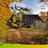 Ma maison en automne