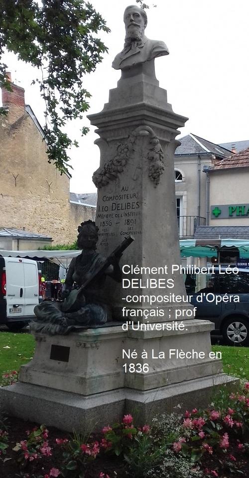 LA FLECHE -centre-ville