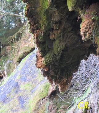 Les Emanants des cascades