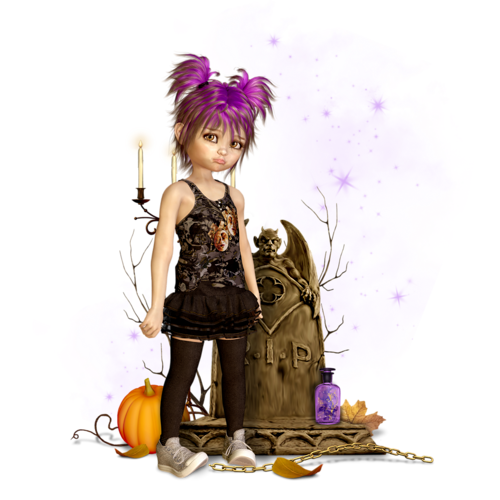 Personnage Halloween