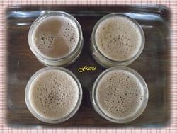 Petits pots de crème au carambar