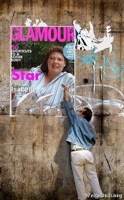 isabelle  montage photo gratuit