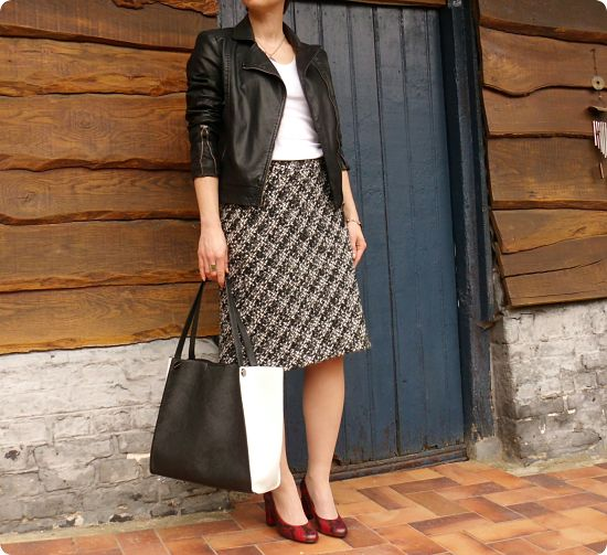 Look rock en tweed