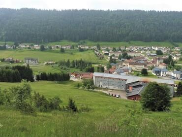 Bois-d'Amont (1058 m)