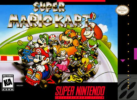 Super Mario Kart 10/10