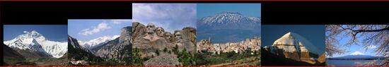 Les montagnes sacrées