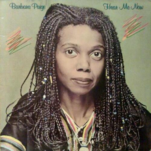 Barbara Paige - Hear Me Now (1983) [Reggae]