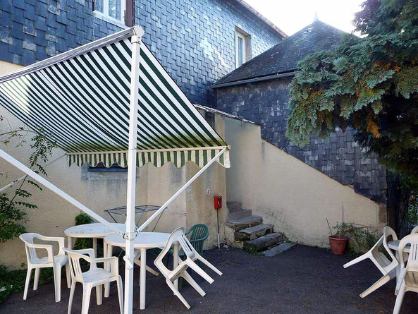 Vézelay - Le Puy en Velay 2010  - Anost - La Rochemillay (40km)