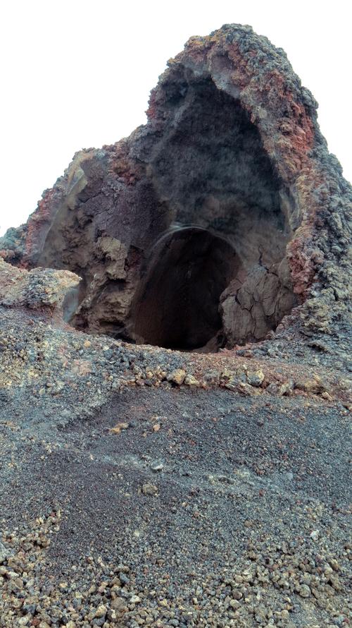 Lanzarote : Le chemin des volcans