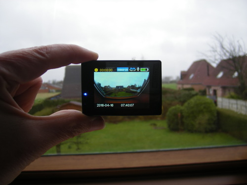 Caméra étanche HAMSWAN F60