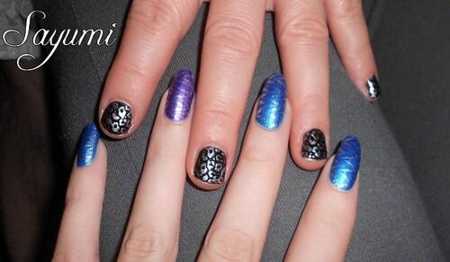 Nail Art Sexy Léopard