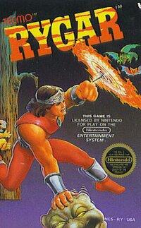 Rygar - Tecmo