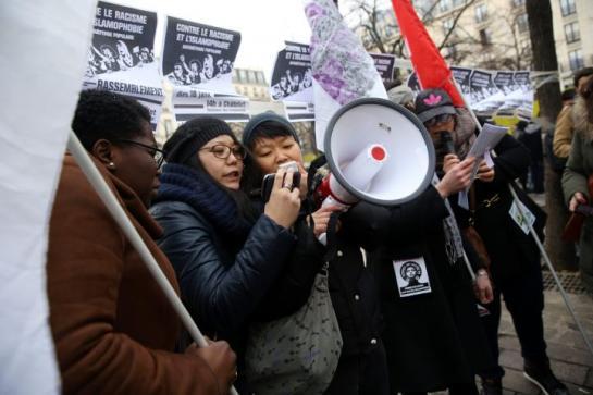 Rassemblements contre le fascisme et l'islamophobie : la résistance aux temps qui courent est là et bien là