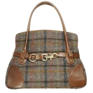 sac a main tweed