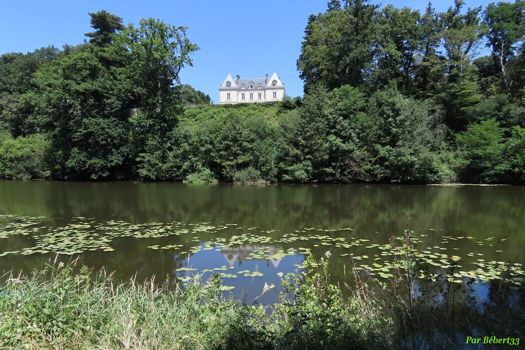 la région de Glénac - Morbihan