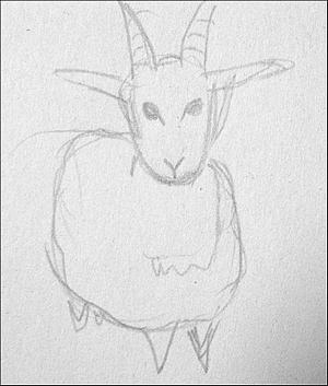 Chèvre ? Ou mouton ?
