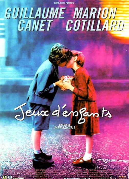 JEUX D'ENFANTS BOX OFFICE FRANCE 2003